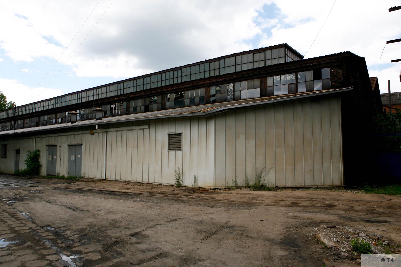 Zygmunt steel works. Production halls. 2006 T4 6239